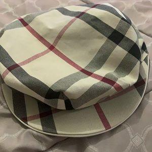 Authentic Burberry Captain Style Hat